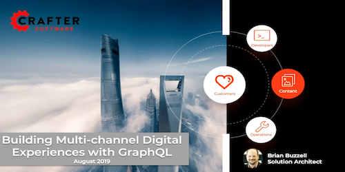 Building Multi-Channel Digital Experiences with GraphQL