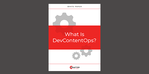 What Is DevContentOps?