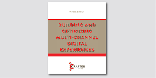 Building and Optimizing Multi-Channel Digital Experiences