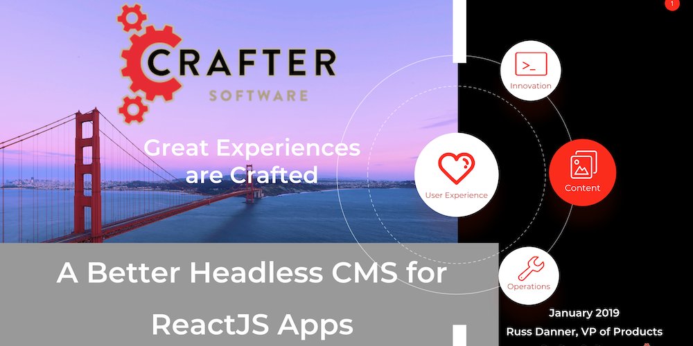 Crafter Software - It's Official, Best of Breed Trumps All-in-One Sof