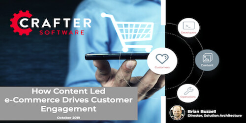 How Content Led e-Commerce Drives Customer Engagement